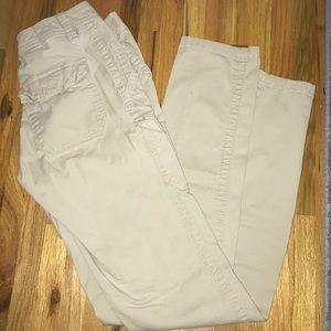 Pants - Tan Cargo Pants